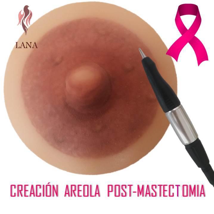 cancerdemama  mastectomia micropigmentación dermopigmentación areola